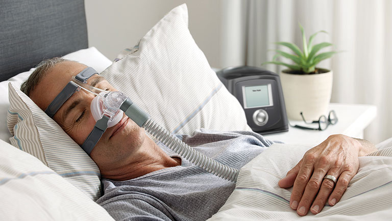 Fisher & Paykel Icon+ CPAP machine